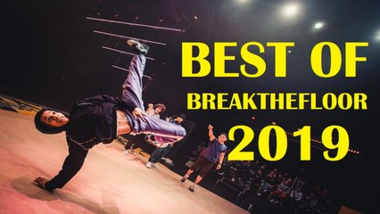 Best of Break The Floor 2019