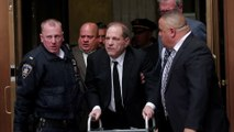 Weinstein indicted in L.A. on day New York rape trial starts
