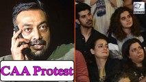 Bollywood Celebs Silently PROTEST Against CAA In Mumbai