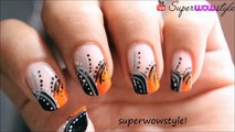 Abstract Nail Art Designs for Beginners - EASY Step by Step Tutorial  _ SuperWowStyle (1)