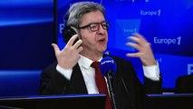 """Jean-Luc Mélenchon : """"Il ne faut pas traiter les bloqueurs de raffineries comme des délinquants"""""""