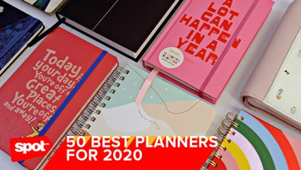 50 Best Planners for 2020