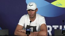 """ATP Cup 2020 - The Australian Open deleted ? Rafael Nadal : """"I don't have an opinion because I don't have enough information"""""""