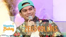 Zeus talks about his family's love and support | Magandang Buhay