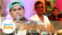 Zeus looks back on the time when his family hid his father's ailment from him | Magandang Buhay
