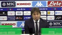 Napoli win not about Inter's response to Juventus victory - Conte