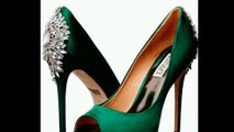 2020 Very Cute And Stylish High Heels/Gorgeous Green Sandals Designs/Latest High Heels Shoes
