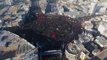 Iran: une foule immense se rassemble à Kerman pour l'enterrement du général Soleimani