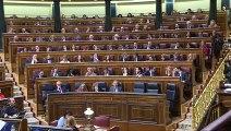El Congreso afronta la votación final para la investidura de Sánchez
