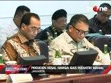 Presiden Jokowi Kesal Harga Gas Industri Masih Mahal