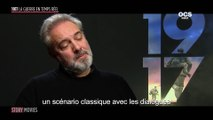 Story Movies avec José Garcia, Sam Mendes et Carlos Mirabella-Davis
