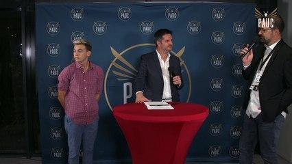 Sébastien Bacquet - L'arbitrage  au PAUC