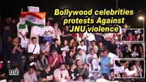 Bollywood celebrities protests Against JNU violence