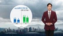 [날씨] 내일 낮까지 전국 비...강원 산간 폭설 / YTN