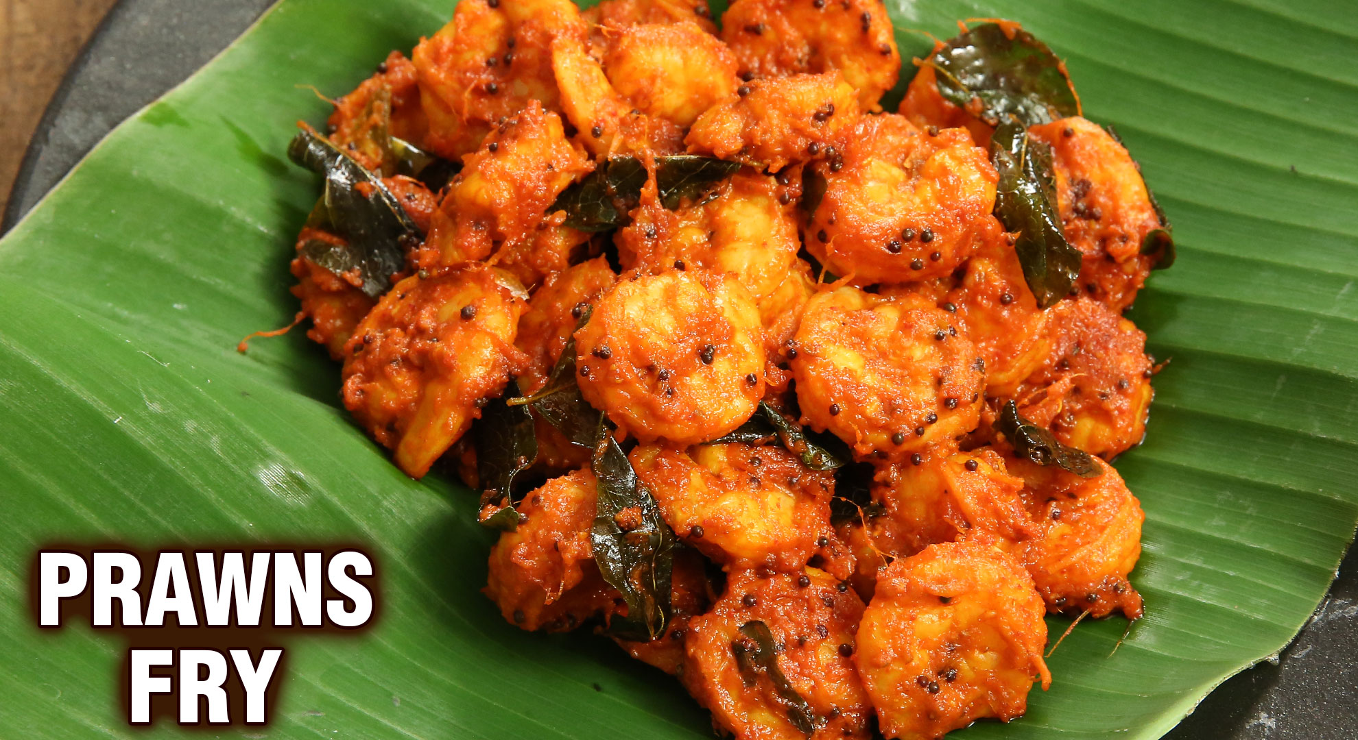 Prawns Fish Fry | Restaurant Style Shrimps Fry | How To Make Fried Prawns | Fish Fry Recipe | Tarika