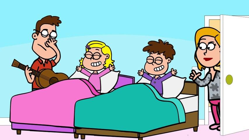 Hurra Kinderlieder - Hurra wir schlafen