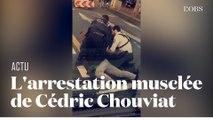 Les images de l'arrestation musclée de Cédric Chouviat, livreur à scooter décédé