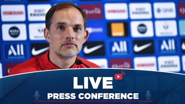 Replay : Conférence de presse de Thomas Tuchel et Sergio Rico