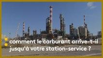 Comment le carburant arrive-t-il jusqu'à votre station-service ?