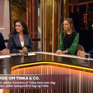Interview med Viilbjørk, Ellen og få svar på dine Tinka spørgsmål | Go Aften Live | TV2 Danmark