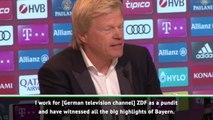 Kahn hopes to continue Bayern success