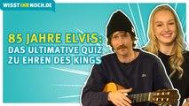 Elvis Musikquiz - Erkennst du alle Hits?