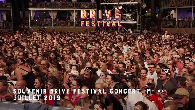 Souvenir -M- agique Brive Festival 2019