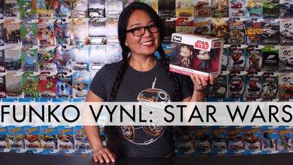Funko Vynl: Star Wars - Rey & Kylo Ren Collectible Figure