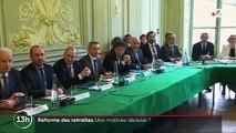 Grève: Une réunion a eu lieu ce matin au ministère du Travail entre des membres du gouvernement et les syndicats - VIDEO