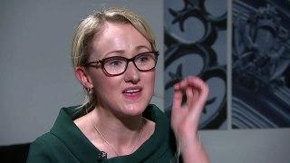 Rebecca Long-Bailey launches Labour leadership bid