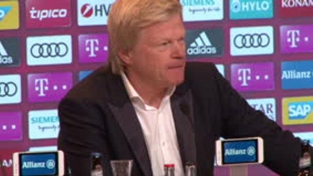 """Bayern Munich - Kahn : """"Un défi très séduisant de revenir ici"""""""
