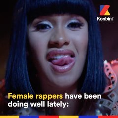 7 women are making the rap music of the future
