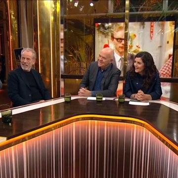 Interview med Christian, Uffe og Torben | Nåsårer og sure nisser | Go Aften Live | TV2 Danmark