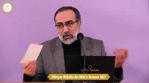 Ebubekir Sifil'in 'misyar' ve 'mut'a' nikahı konuşması