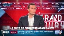 """Qui a déclaré : """"Emmanuel Macron n'est pas de France ?""""...Relevez le quiz de Professeur Magnien ! - 06/01"""