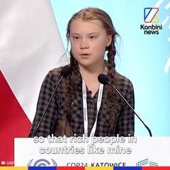 When Greta Thunberg shook the COP24