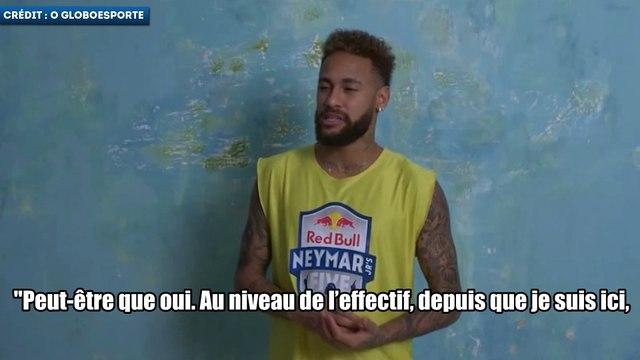 Neymar pense que le PSG peut remporter la Ligue des champions cette saison