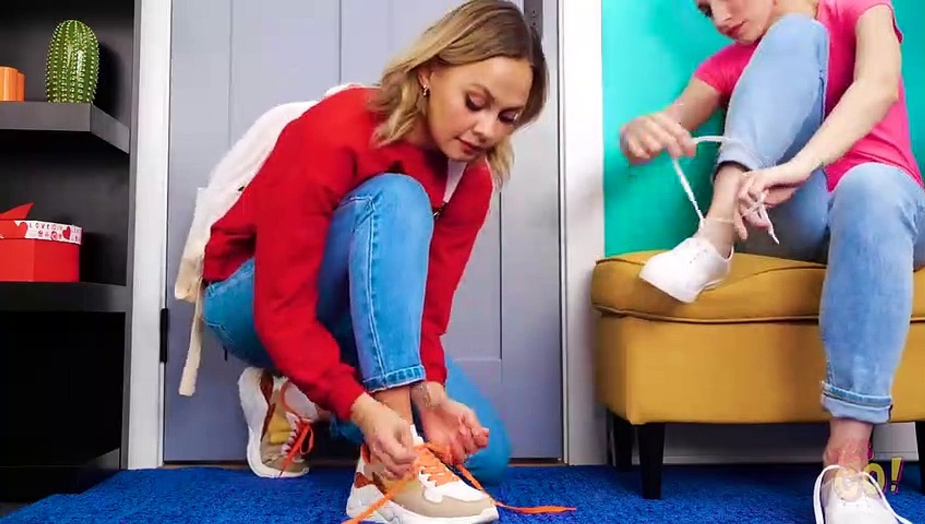 FASHION HACKS AND CLOTHES DIY TRICKS -- Smart Tips For Girls by 123 GO!