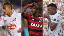 Veja as 20 maiores transferências do futebol brasileiro no século