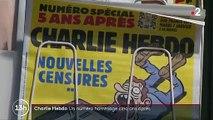 Attentat de Charlie Hebdo : un numéro spécial cinq ans après