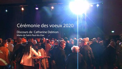 DISCOURS VOEUX 2020