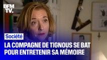 Chloé Verlhac, la compagne de Tignous, se bat pour entretenir sa mémoire