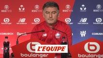 Lille quasiment au complet face à Amiens - Foot - Coupe de la Ligue