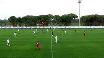 Futbol: Hazırlık maçı:  İttifak Holding Konyaspor: 2 - Altınordu: 1