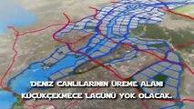 Çince ve Arapça'dan sonra Kanal İstanbul'un antik Sith dilinde tanıtım videosu da basına sızdı