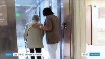 Santé : les Ehpad peinent à recruter