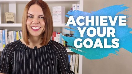 The Reason You Don't Accomplish Your Goals (and How You Can Do Better in 2020)