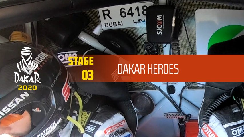 Dakar 2020 - Étape 3 / Stage 3 - Dakar Heroes