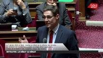 Philippe Dallier (LR) demande des précisions budgétaires sur la réforme des retraites