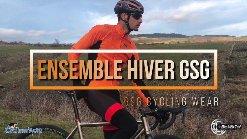 Bike Vélo Test - Cyclism'Actu a testé la tenue hiver GSG